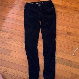 Vigoss black pants size 12